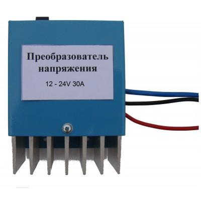 Преобразователь тока 12в-24в 30А