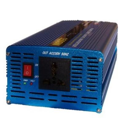 Инвертор 12В-220В UKC XR-1500B