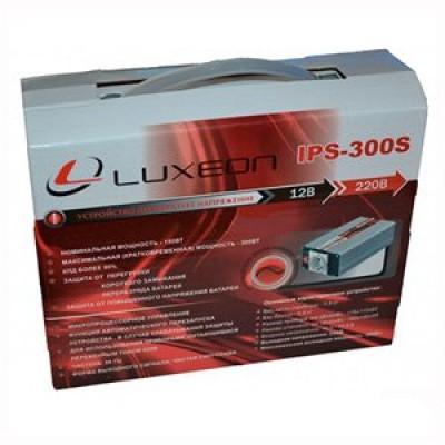 Инвертор 12В-220В Luxeon IPS-300S