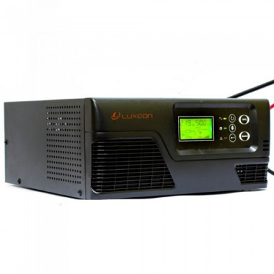 ИБП (чистый синус) Luxeon UPS-500ZR