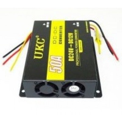 Преобразователь тока UKC 24-12v 50A